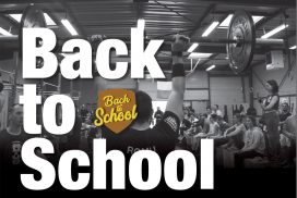 Compétition CrossFit Back to School